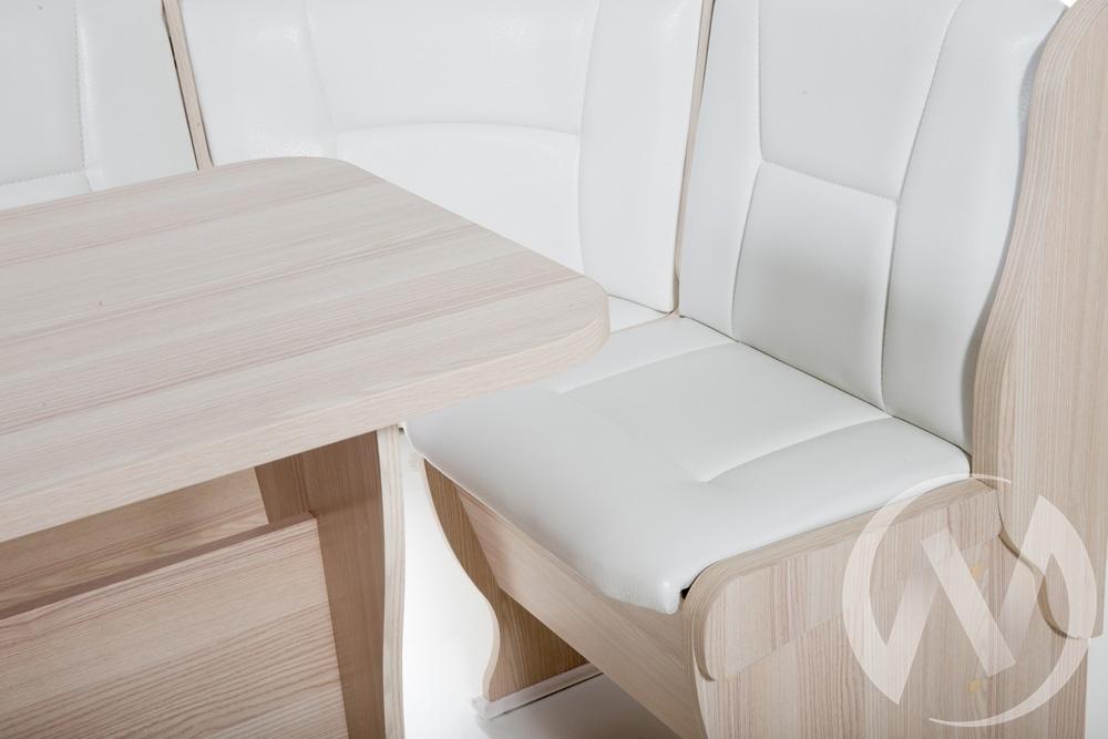 """Набор мебели для кухни """"НАРЦИСС"""" -ОДНОТОН (ЯСЕНЬ, Борнео милк, ВЕНГЕ )  в Томске — интернет магазин МИРА-мебель"""