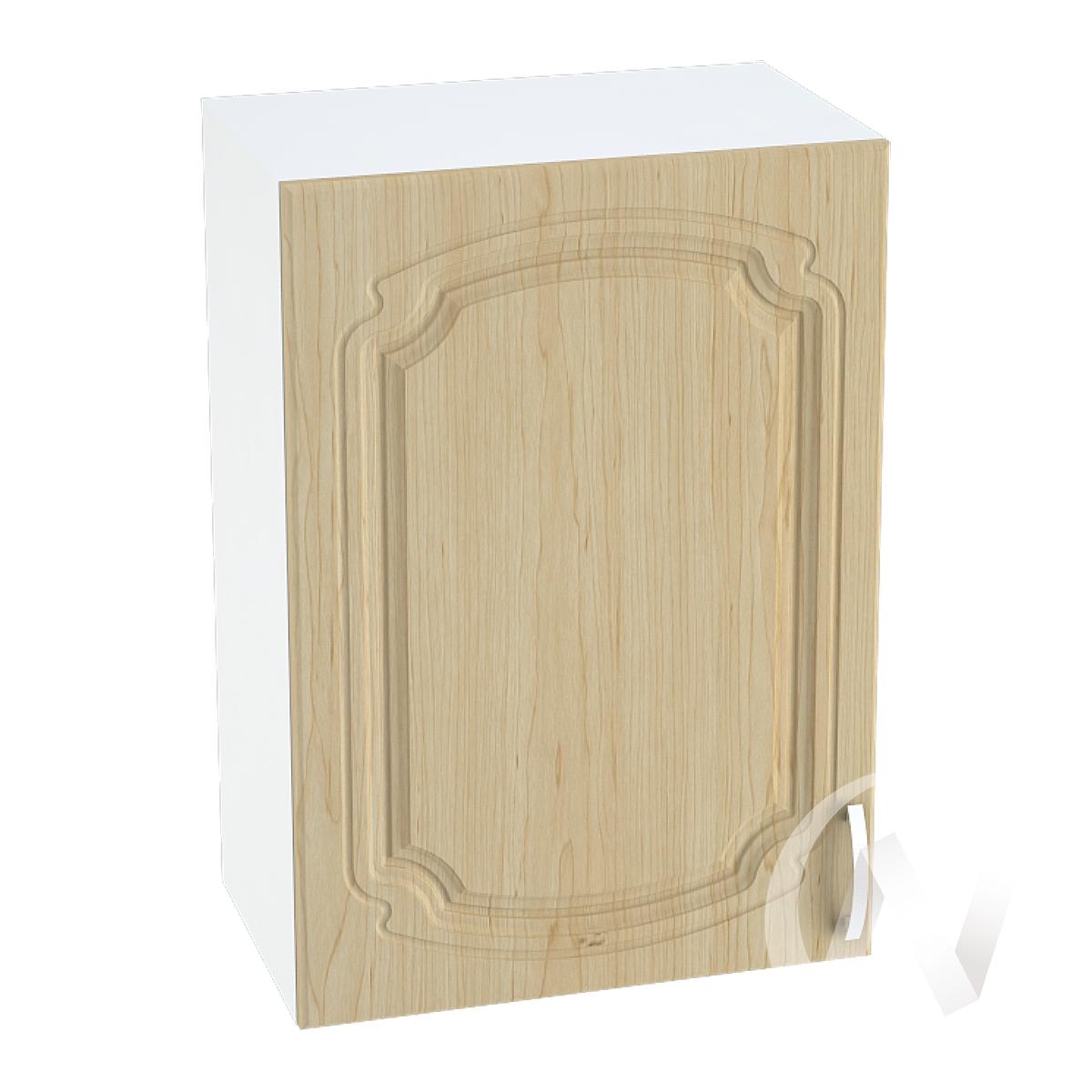 "Кухня ""Настя"": Шкаф верхний 500, ШВ 500 (Береза/корпус белый)"