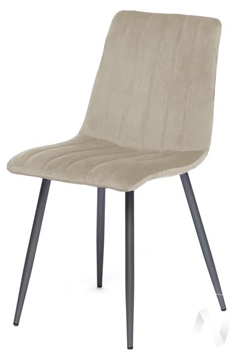 Стул Dublin (Velutto 01/металлокаркас венге)  в Томске — интернет магазин МИРА-мебель