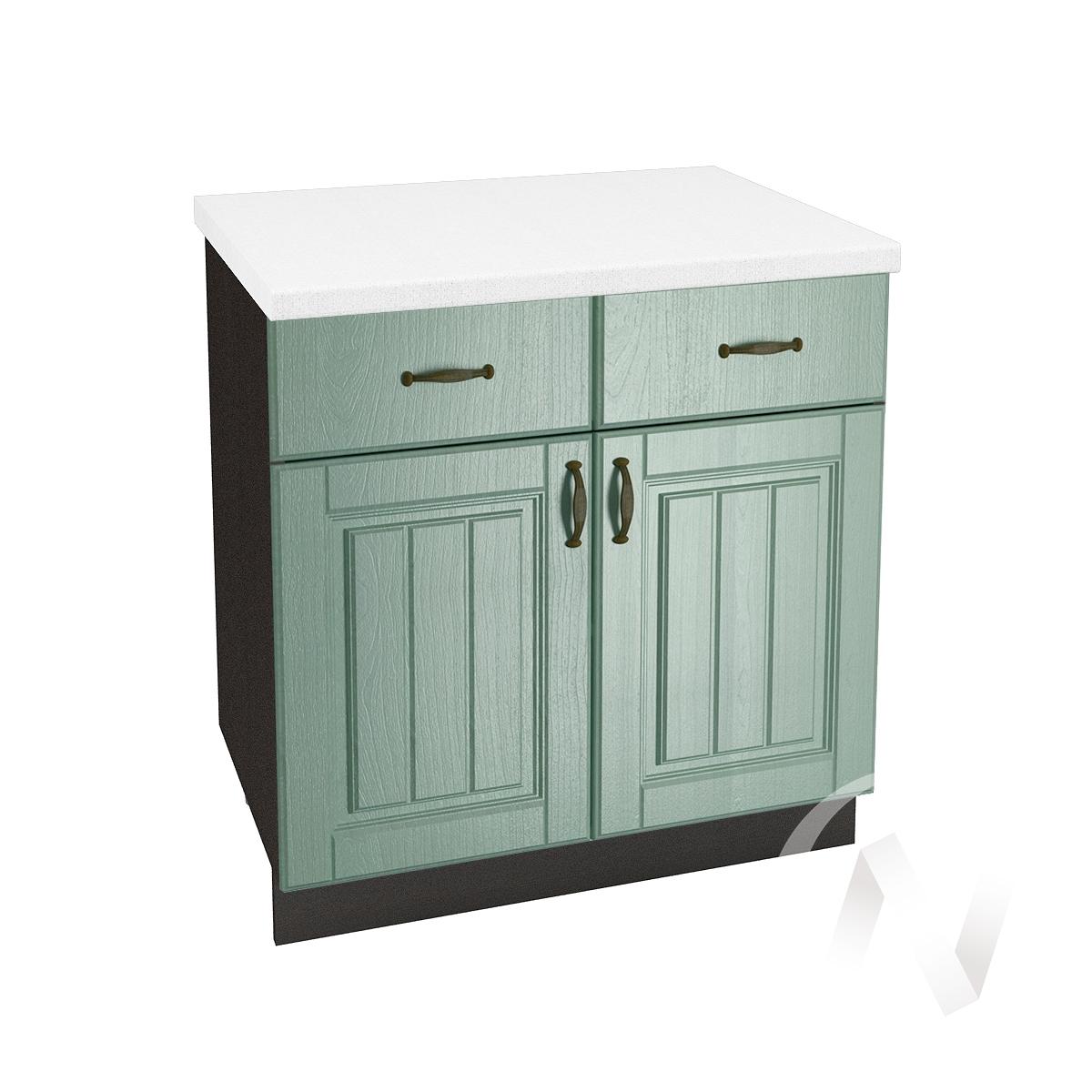 "Кухня ""Прованс"": Шкаф нижний с ящиками 800, ШН1Я 800 (корпус венге)"