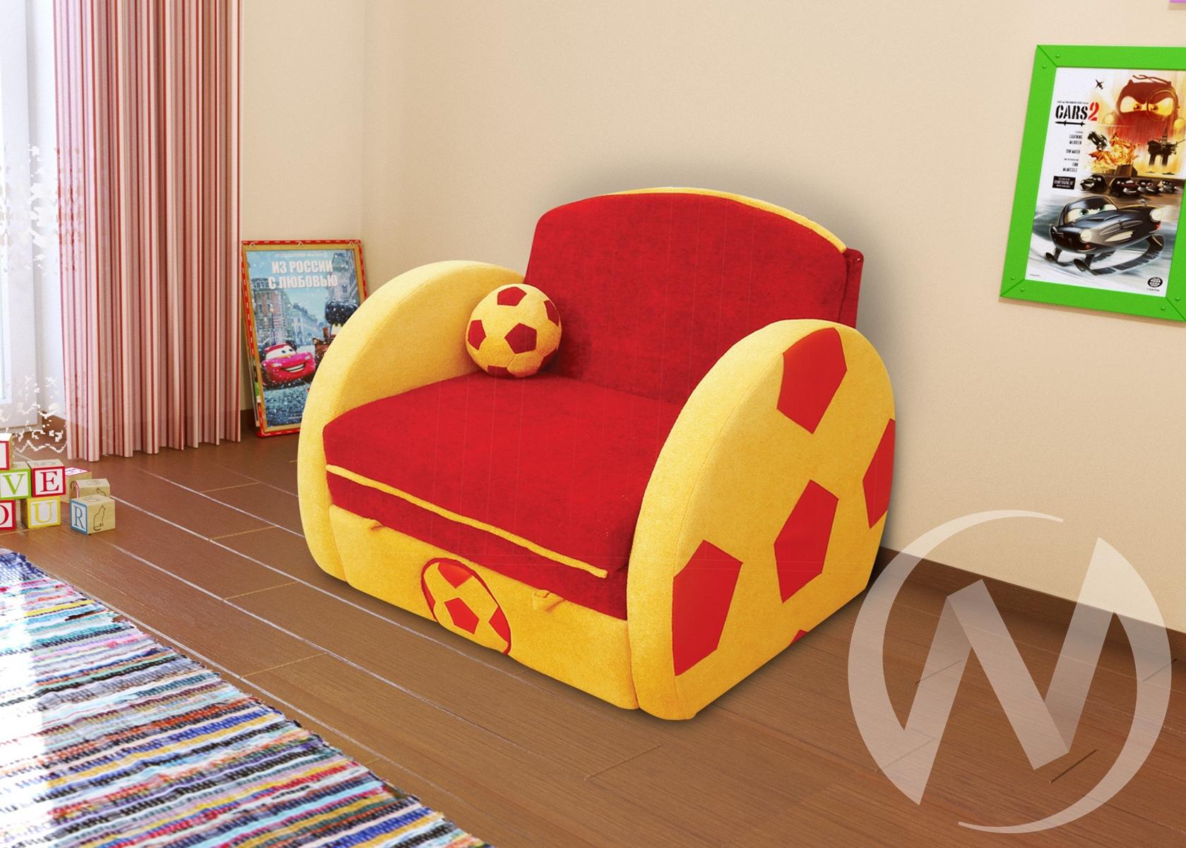 Мяч диван детский