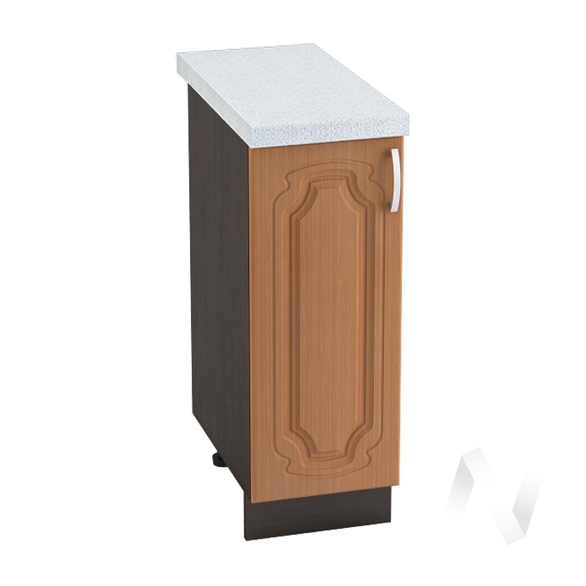 "Кухня ""Настя"": Шкаф нижний 300, ШН 300 (Орех миланский/корпус венге)"