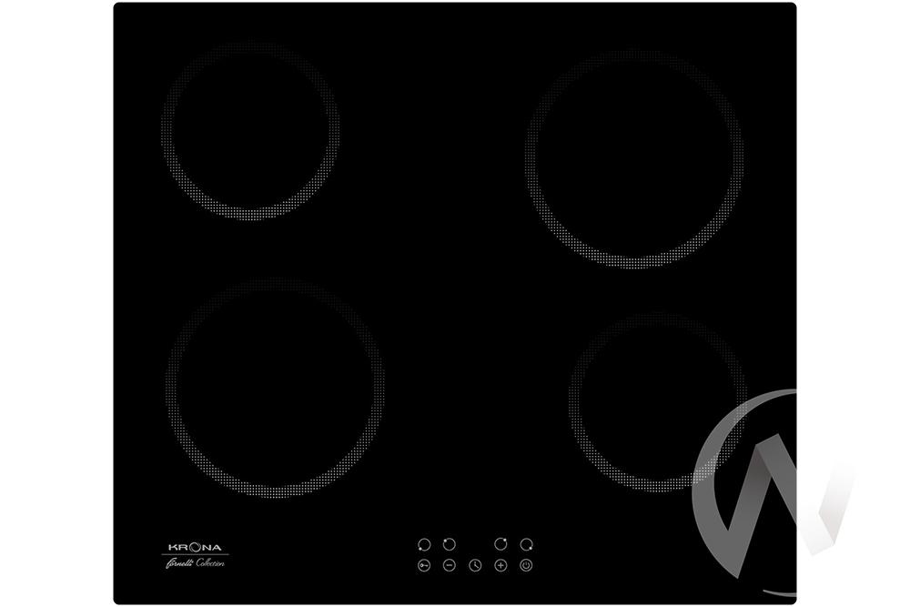 Электрическая варочная поверхность ACCORDO 60 BL недорого в Томске — интернет-магазин авторской мебели Экостиль