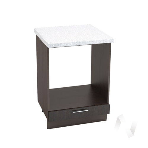 "Кухня ""Валерия-М"": Шкаф нижний под духовку 600, ШНД 600 (венге/корпус венге)"