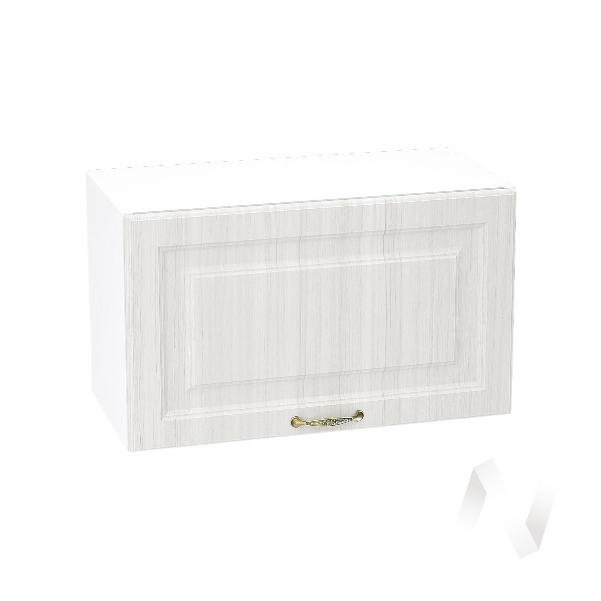 """Кухня """"Виктория"""": Шкаф верхний горизонтальный 600, ШВГ 600 (корпус белый)"""