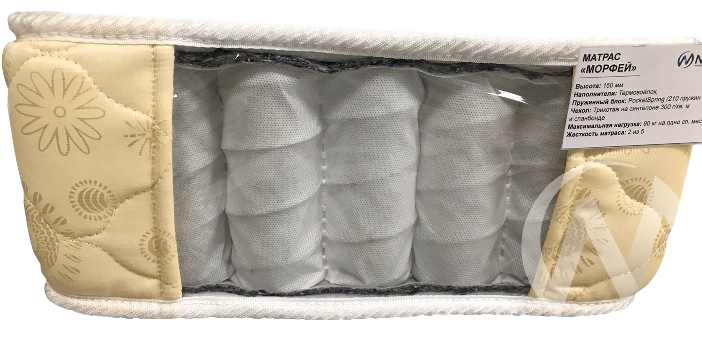 Матрас (800х1900) Морфей жаккард  в Томске — интернет-магазин МИРА-мебель