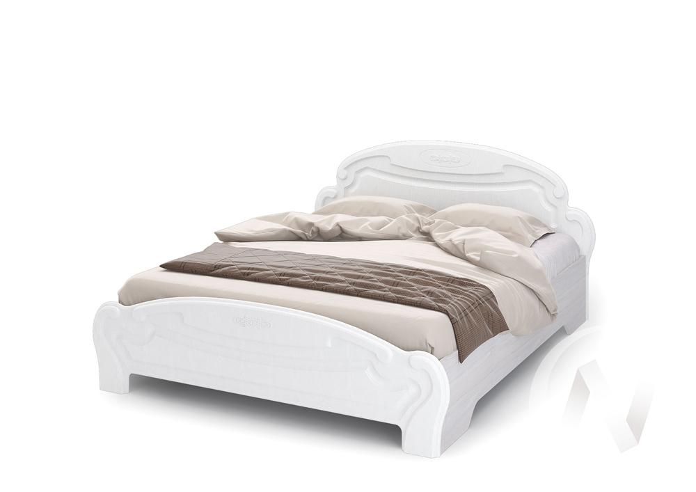 Кровать с подъёмником КР 041 Спальня Медина (анкор/дуб беленый)