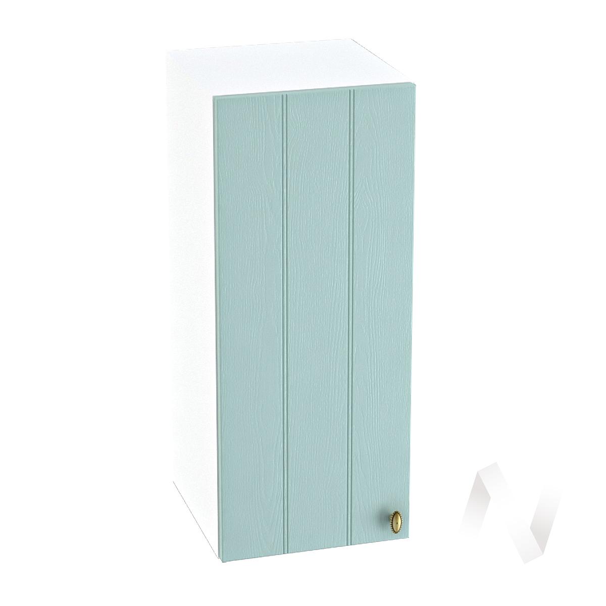 "Кухня ""Прованс"": Шкаф верхний 300, ШВ 300 (голубой/корпус белый)"