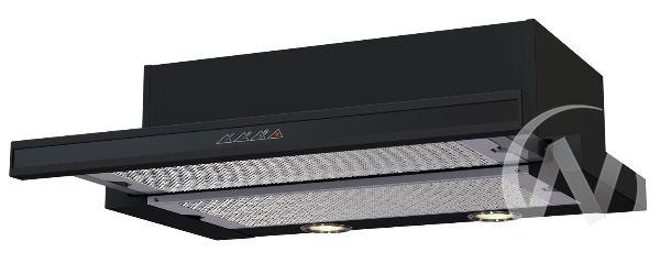 Вытяжка KAMILLA sensor 600 black (2 мотора)