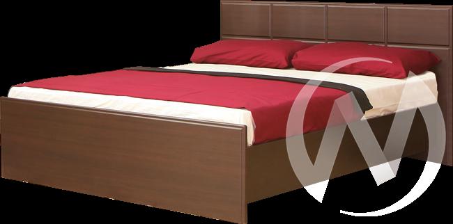 Палермо Кровать 1,6 (венге-венге дуглас)