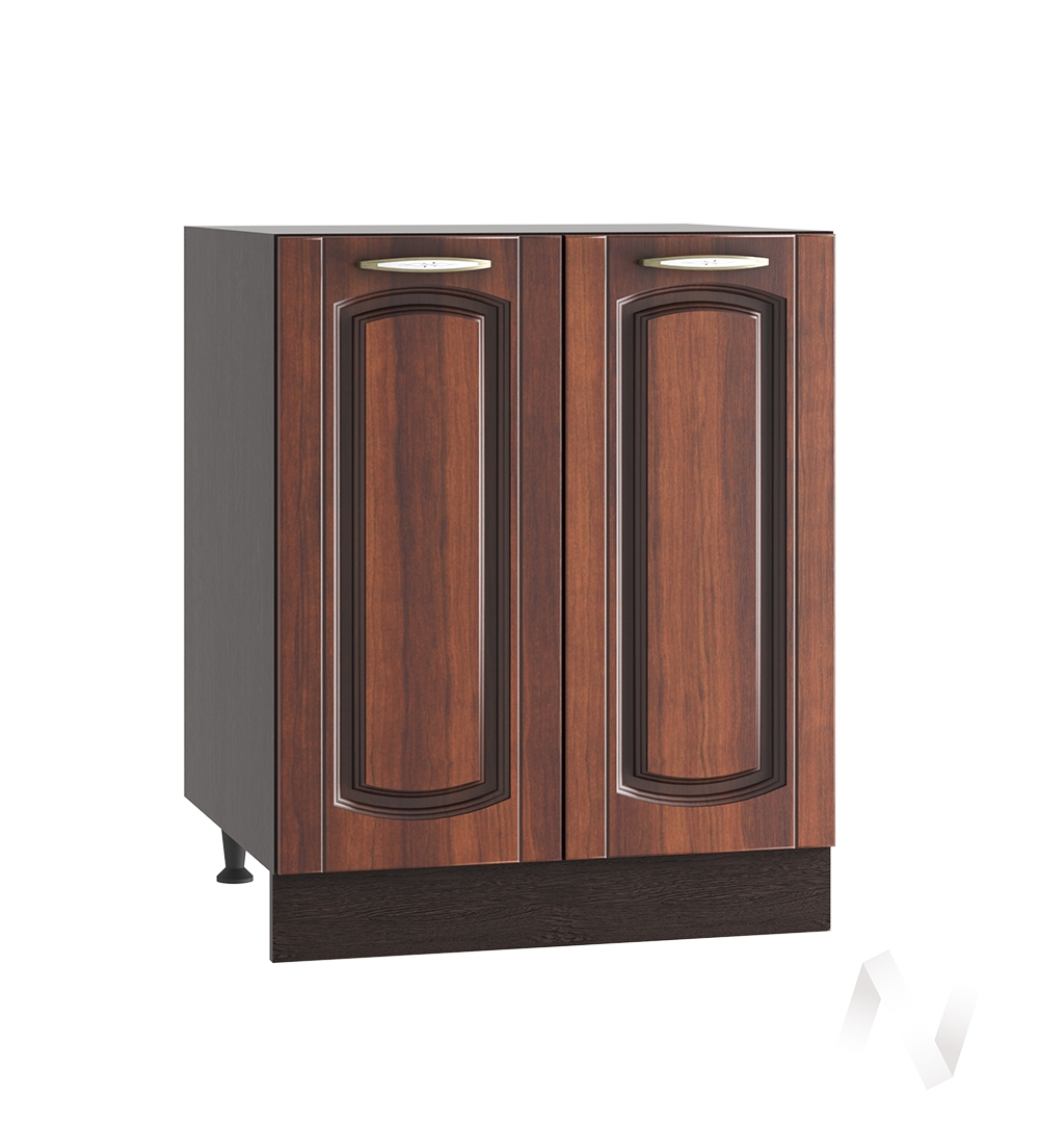 """Кухня """"Неаполь"""": Шкаф нижний 600, ШН 600 (Италия/корпус венге)"""