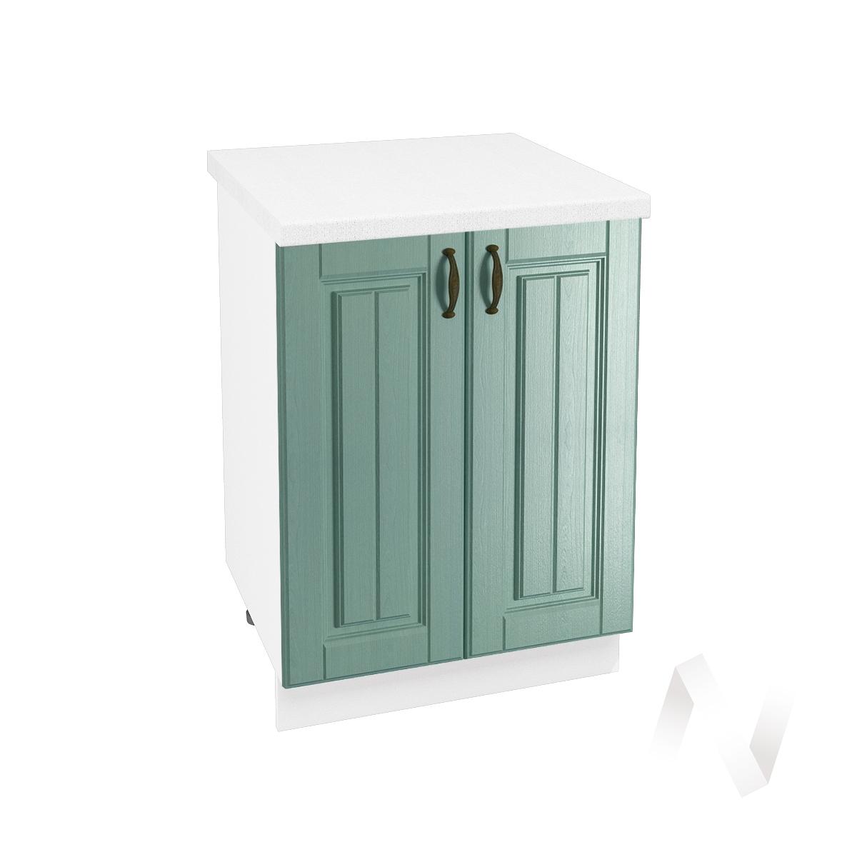 """Кухня """"Прованс"""": Шкаф нижний 600, ШН 600 (корпус белый)"""