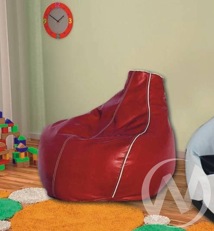 Груша кресло-пуф, ткань кат.3  в Новосибирске - интернет магазин Мебельный Проспект