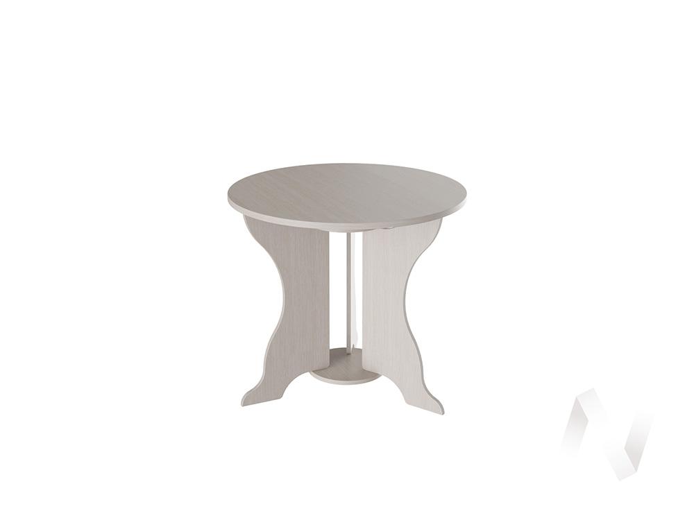 Стол обеденный Оскар (дуб сонома) в Новосибирске в интернет-магазине мебели kuhnya54.ru