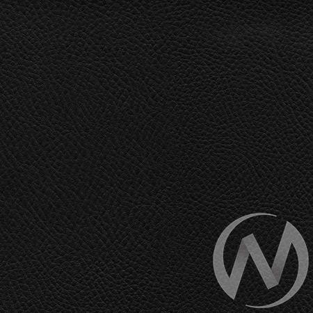 Диван прямой Магнат (рогожа Олимп 1412 серый/черный к.з.)  в Томске — интернет магазин МИРА-мебель