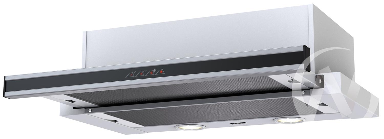 Купить вытяжка kamilla sensor 600 inox (2 мотора) в Иркутске в интернет магазине Мебель Максимум