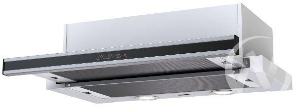 Вытяжка KAMILLA sensor 600 inox (2 мотора)