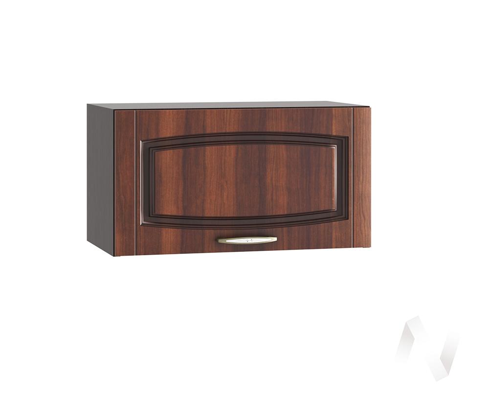 """Кухня """"Неаполь"""": Шкаф верхний горизонтальный 600, ШВГ 600 (Италия/корпус венге)"""