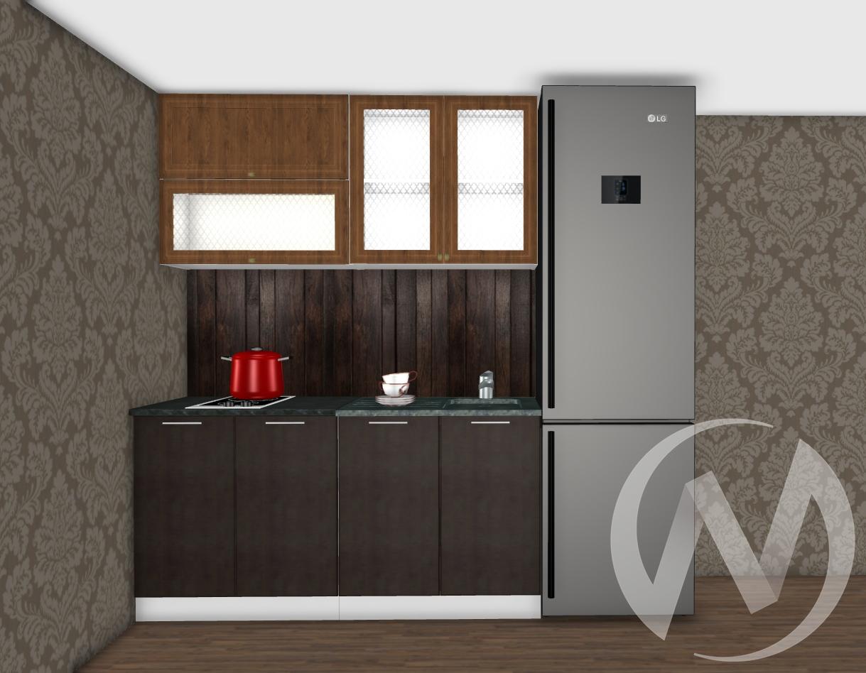 Кухня София честер/венге 1,6№1  | интернет магазин Парк Мебели в Новосибирске