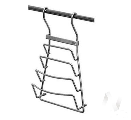 Полка для крышек GWJ204А хром  в Томске — интернет магазин МИРА-мебель