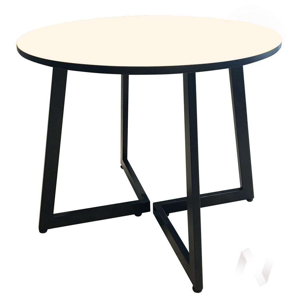 Стол Denver (стекло 082/металлокаркас черный) недорого в Томске — интернет-магазин авторской мебели Экостиль