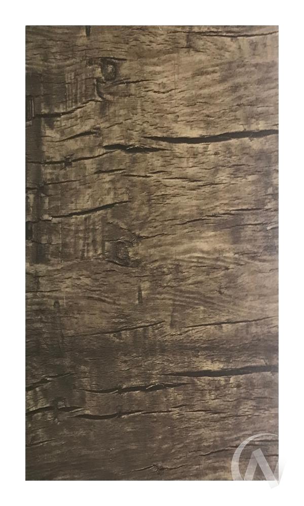 """Кухня """"Норден"""": Старое дерево/Лайм глянец (корпус венге) в Томске — авторская мебель Экостиль"""