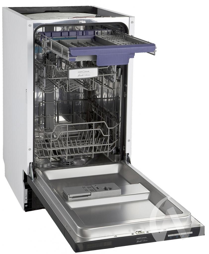 Посудомоечная машина встраиваемая KASKATA 45 BI  в Томске — интернет магазин МИРА-мебель