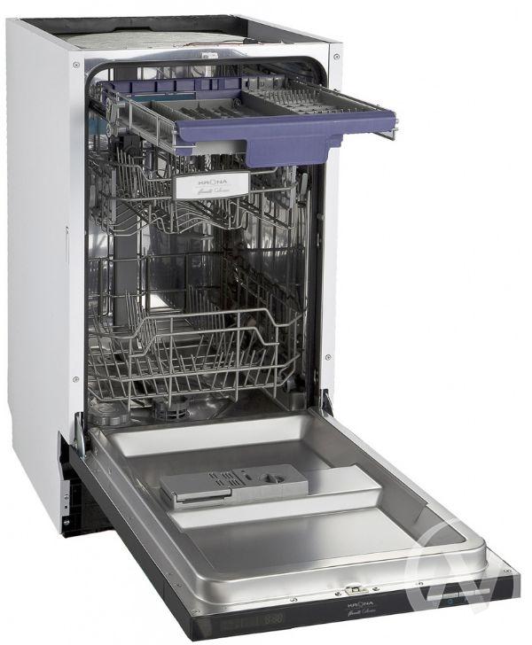 Посудомоечная машина встраиваемая KASKATA 45 BI