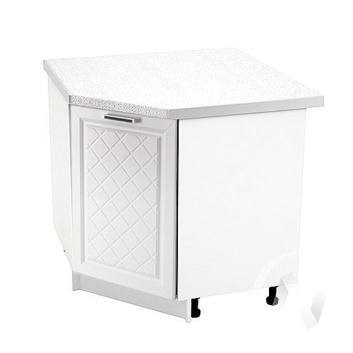"Кухня ""Вена"": Шкаф нижний угловой 890, ШНУ 890 (корпус белый)"