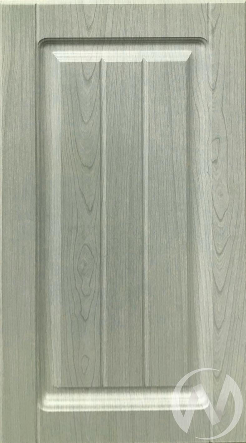 """Кухня """"Прованс"""": Ясень зелёный (корпус белый) в Новосибирске в интернет-магазине мебели kuhnya54.ru"""