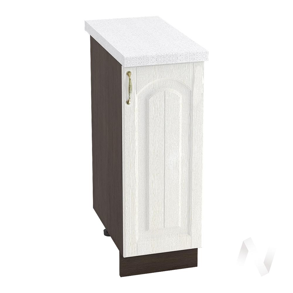 """Кухня """"Верона"""": Шкаф нижний 300 правый, ШН 300 (ясень золотистый/корпус венге)"""