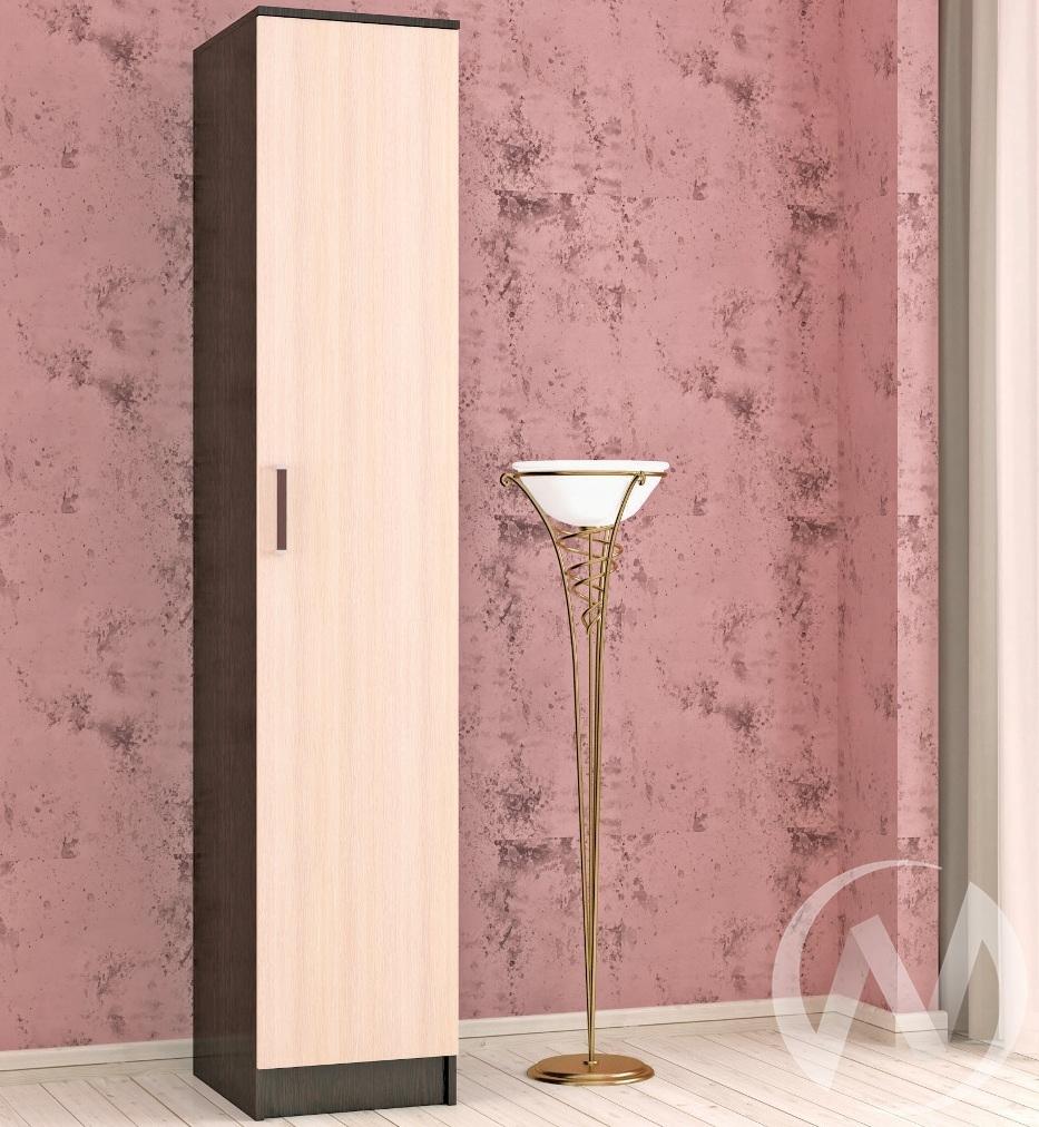 Пенал Лагуна 0,400 (венге/дуб молочный) недорого в Томске — интернет-магазин авторской мебели Экостиль