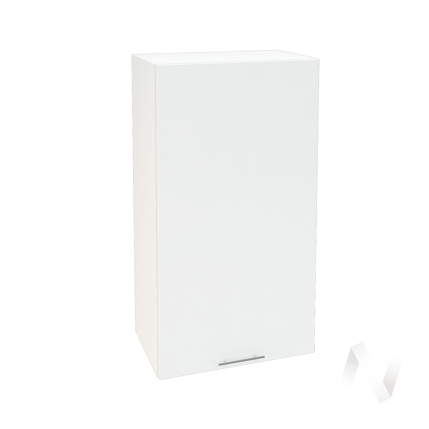 "Кухня ""Валерия-М"": Шкаф верхний 509, ШВ 509 (белый глянец/корпус белый)"