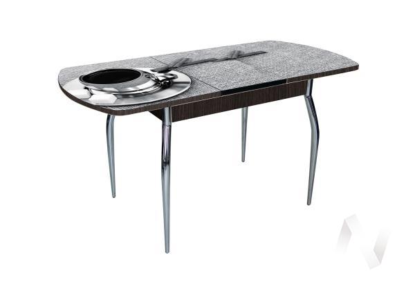 Стол раздвижной Asti-Foto2 (венге/стекло №16)