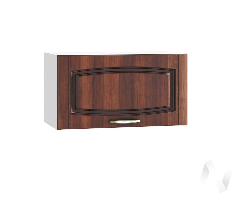 """Кухня """"Неаполь"""": Шкаф верхний горизонтальный 600, ШВГ 600 (Италия/корпус белый)"""