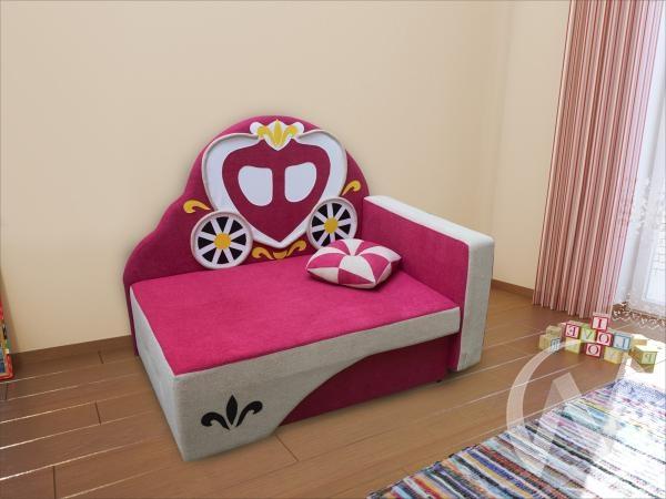 Фея диван детский правый