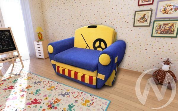Бумер диван детский