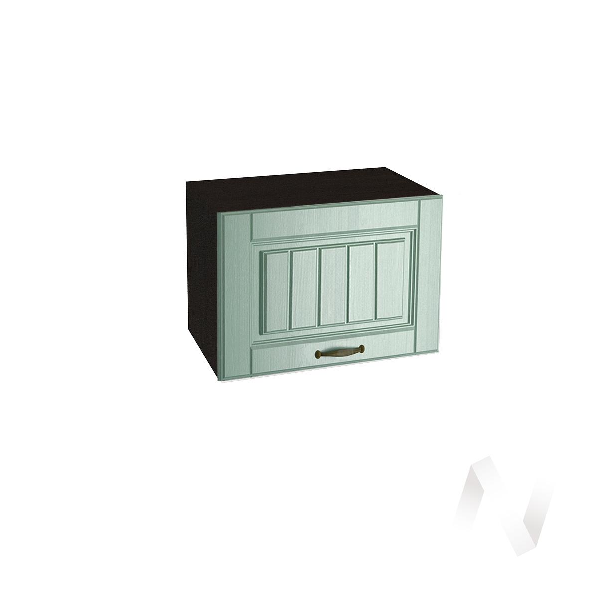 """Кухня """"Прованс"""": Шкаф верхний горизонтальный 500, ШВГ 500 (корпус венге)"""