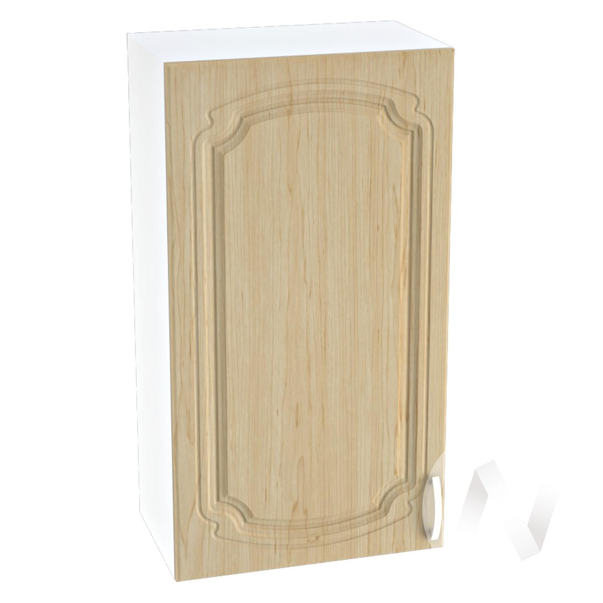 "Кухня ""Настя"": Шкаф верхний 509, ШВ 509 (Береза/корпус белый)"