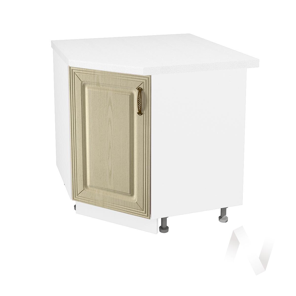 """Кухня """"Изабель"""": Шкаф нижний угловой 890, ШНУ 890 (корпус белый)"""