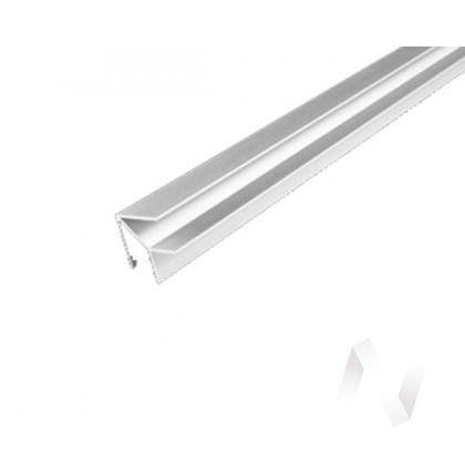 Планка для стеновых панелей угловая 6 мм