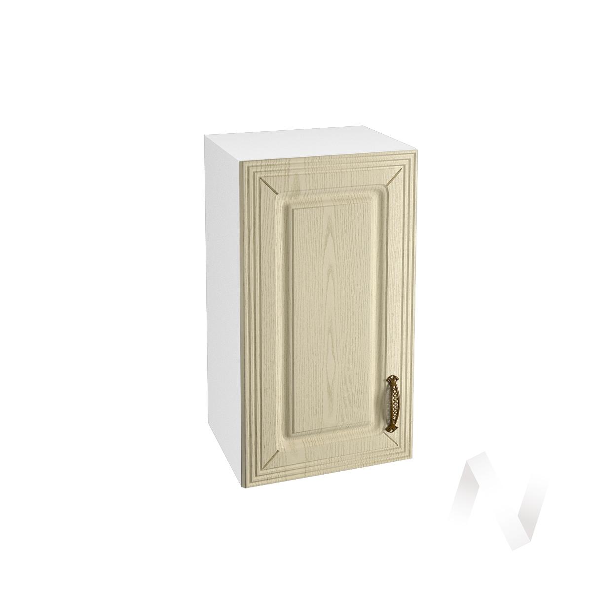 """Кухня """"Изабель"""": Шкаф верхний 400, ШВ 400 (корпус белый)"""