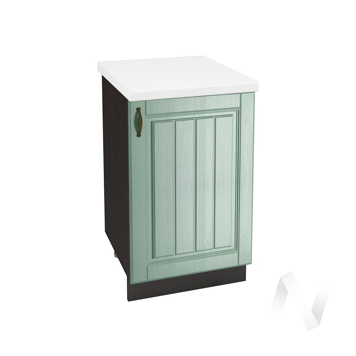 """Кухня """"Прованс"""": Шкаф нижний 500, ШН 500 (корпус венге)"""