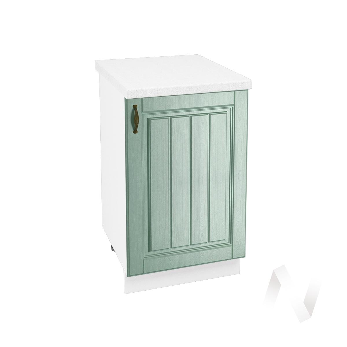 """Кухня """"Прованс"""": Шкаф нижний 500, ШН 500 (корпус белый)"""