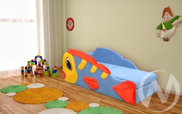 Немо кровать детская, аппликация