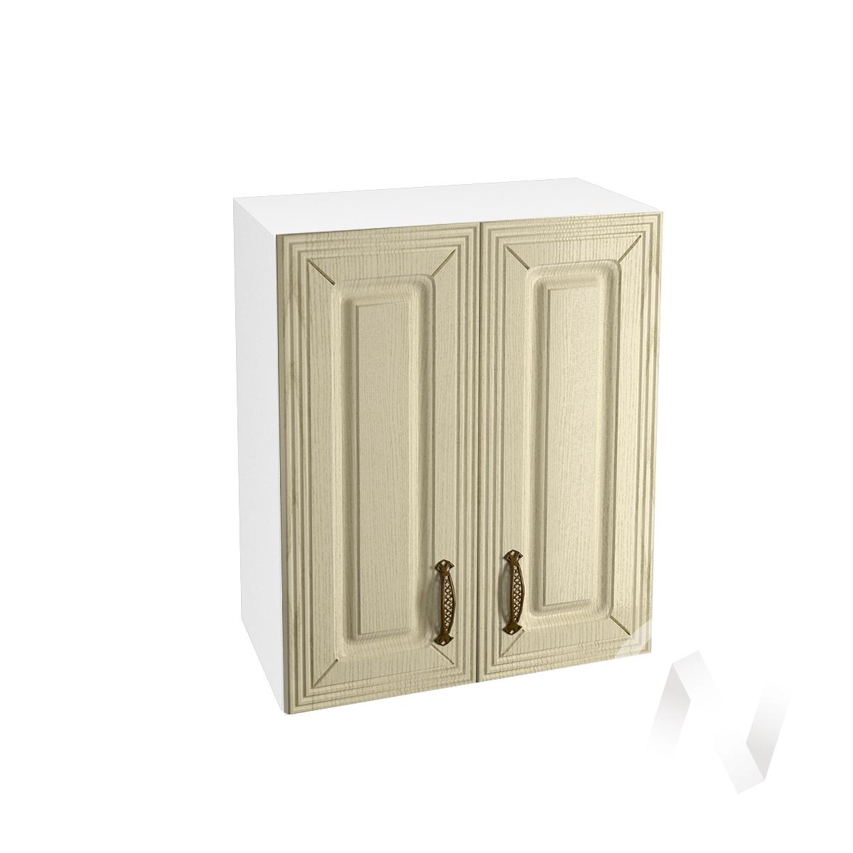 """Кухня """"Изабель"""": Шкаф верхний 600, ШВ 600 (корпус белый)"""