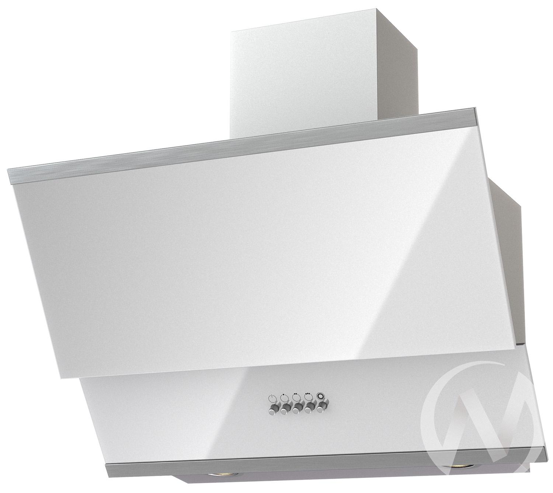 Вытяжка Irida 600 white push button  в Томске — интернет магазин МИРА-мебель