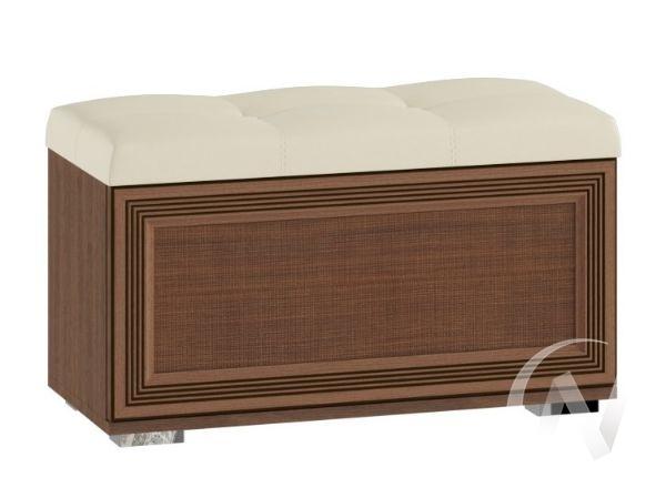 Банкетка ЛБ-20 Спальня Ливорно (орех донской)