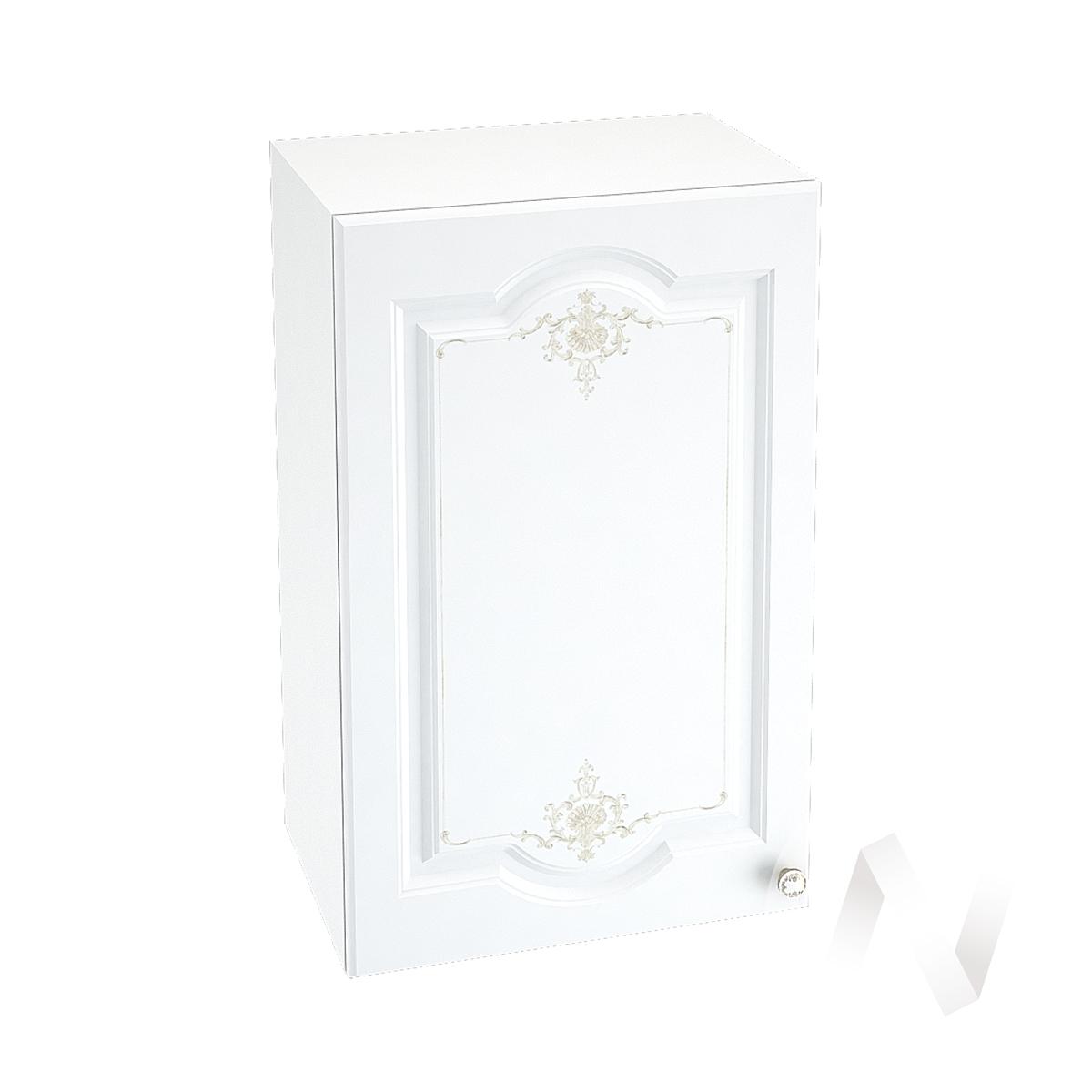 "Кухня ""Шарлиз"": Шкаф верхний 450, ШВ 450 (корпус белый)"
