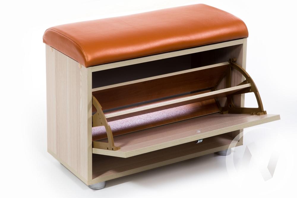 ОБУВНИЦА МС-1 (ЯСЕНЬ, С.-120)  в Томске — интернет магазин МИРА-мебель